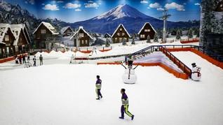 Tiket Bundling Trans Snow World Bintaro Lebih Hemat Berempat