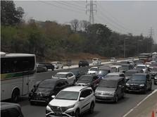 Mudik Lebaran Lewat! 147 Ribu Mobil Tinggalkan Jakarta