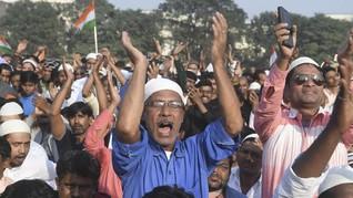 Demo UU Kewarganegaran Memanas di India, 17 Tewas