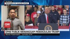 VIDEO: Opini Publik Menanggapi Pemakzulan Trump