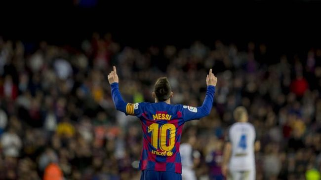 Setien Gembira Bisa Latih Messi di Barcelona
