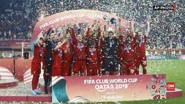 VIDEO: Klopp Anggap Liverpool Layak Juara Piala Dunia Klub