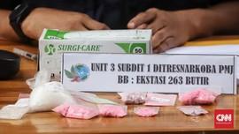 Ada 654 Zona Merah Narkoba di Indonesia, 117 di Jakarta