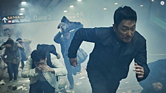 Box Office Korea Pekan Ini, Ashfall