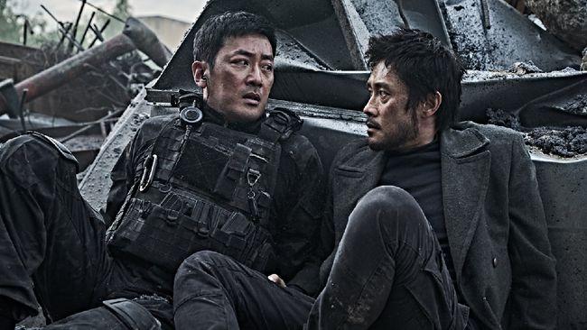 13 Hari Tayang, Ashfall Raih 6 Juta Penonton di Korea