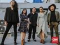 Tashoora, Band yang Gemar 'Menghitung' Panggung