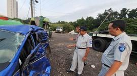 Jasa Raharja Santuni Ahli Waris Korban Kecelakaan Cibitung