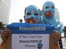 Soal Muslim Uighur China, Apa Respons Istana?