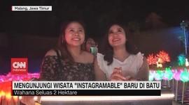 VIDEO: Mengunjungi Wisata 'Instagramable' Baru di Kota Batu