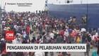 VIDEO: Pengamanan di Pelabuhan Nusantara di Perketat