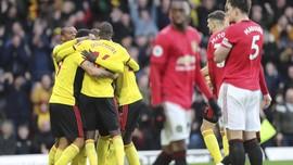 Jadwal Liga Inggris Hari Ini: MU vs Watford
