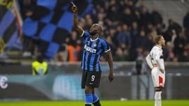 Hasil Liga Italia: Inter Milan Hajar Genoa, Lukaku Impresif