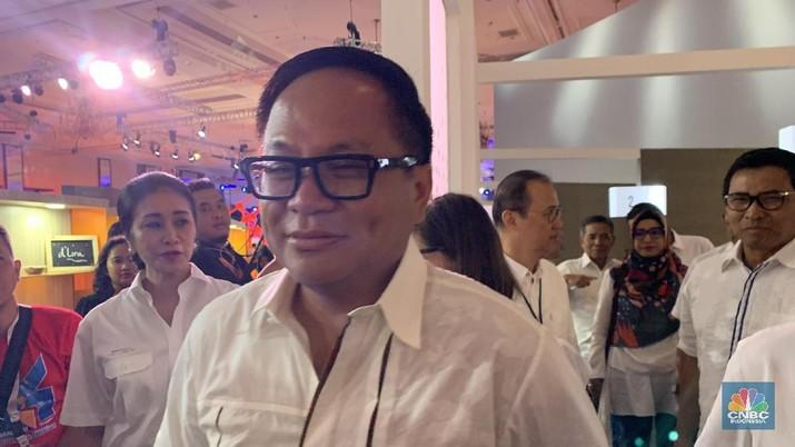 Wakil Menteri Badan Usaha Milik Negara (BUMN), Kartika Wirjoatmodjo. (CNBC Indonesia/Lynda Hasibuan)