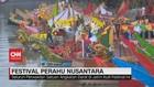 VIDEO: Festival Perahu Nusantara Rayakan HUT TNI AD ke-74