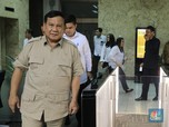 Di Depan Jokowi, Prabowo Bicara NKRI & Panglima Tertinggi