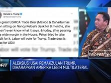 Peluang Trump Bertahan di Kursi Presiden Pasca-Dimakzulkan