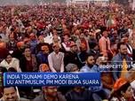 Demo Tak Kunjung Reda, PM India Buka Suara