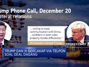 Baru Telpon-Telponan, Apa Yang Diobrolkan Trump-Xi?