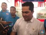 Erick-Sri Mulyani Bakal ke DPR Bahas Penyelamatan Jiwasraya