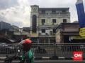 Menyambangi Ruko Maxim Ojol Rusia di Jakarta