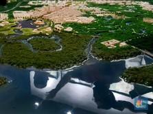 Ibu Kota Baru 'Kerajaan' Satwa: dari Buaya Hingga Macan