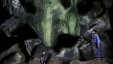 Fakta lain terkait Gua Ek Leuntie adalah gua ini tak hanya memiliki satu lapisan, tetapi setidaknya ada 14 lapisan yang masing-masing memiliki umur berbeda-beda.(Antara Foto/Irwansyah Putra)