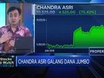 Chandra Asri Galang Dana Jumbo, Analis: Pasar Respon Positif