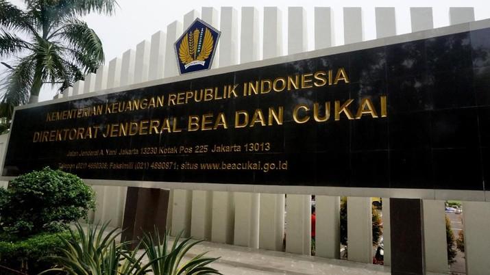 Ilustrasi Gedung Bea CUkai (CNBC indonesia)