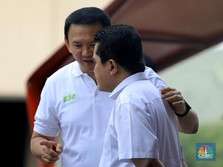 Erick Thohir Tarik 2 Jenderal ke Lingkungan BUMN, Ada Apa?