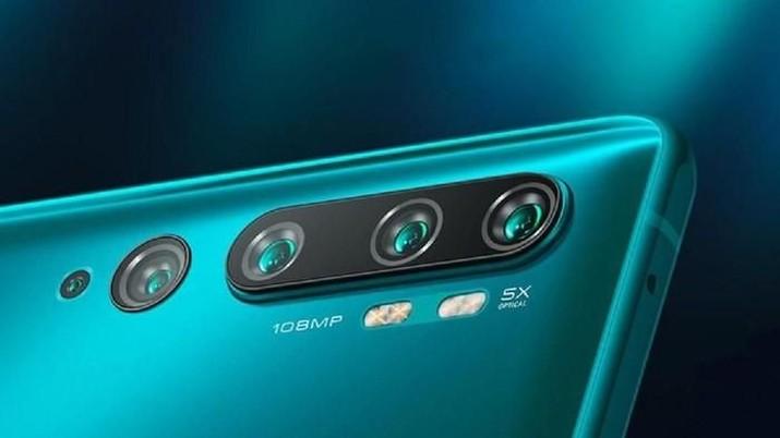 Xiaomi Mi Note 10 disinyalir kuat akan segera meluncur ke pasar Indonesia pada awal 2020. Ini ponsel pertama di dunia yang memiliki kamera beresolusi 108MP.