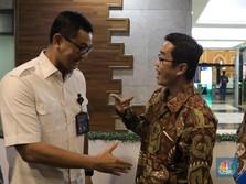 Luhut Berperan Dalam Penunjukan Darmawan Sebagai Wadirut PLN?