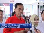 Jokowi: Program B30 Bisa Hemat Devisa Rp 63 Triliun