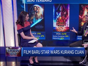Film Baru Star Wars Kurang Cuan, Ini Kata Pengamat Film