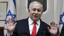 PM Israel Mulai Diadili Dalam Kasus Korupsi