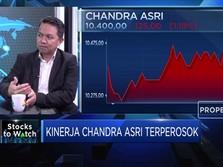 Laba Terperosok 81,4%, Begini Analisis Kinerja Chandra Asri