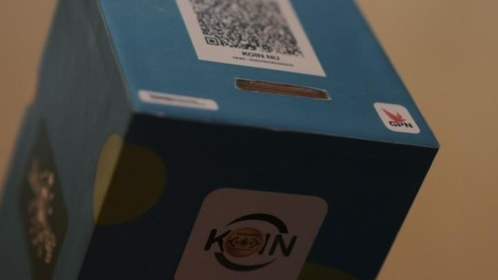 Dompet elektronik milik Gojek, GoPay memperdalam kerja sama dengan organisasi muslim terbesar di Indonesia, Nahdlatul Ulama, dalam bidang donasi non-tunai melalui implementasi QRIS dari Bank Indonesia di Kotak Infaq Nahdlatul Ulama (KOIN NU). (Ist)