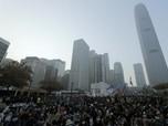 Mengapa Warga Hong Kong Demo Membela Uighur?