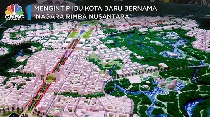 Kata Ridwan Kamil soal pemilihan Rimba nusa sebagai ibu kota negara baru