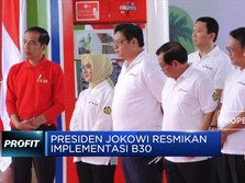 Presiden Jokowi Resmikan Implementasi B30