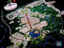 Masuk RPJMN 2020-2024, Ini Dia Proyek Ibu Kota Baru Rp 467 T
