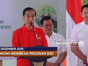 Jokowi Resmikan B30 hingga Liverpool Juara Dunia Antar Klub