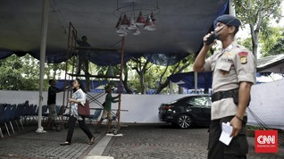 Kronologi Versi Polisi Soal Penangkapan Aktivis Terkait Natal