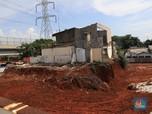 Ogah Digusur, Ini Rumah di Tengah Jalan Tol Cinere-Serpong