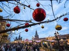 Intip Kebiasaan Mewah Anak-anak Kaya di London Rayakan Natal