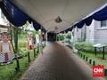 Dekorasi Nusantara Hiasi Natal di Gereja Katedral Jakarta