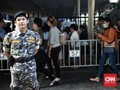 Banser Ikut Jaga Keamanan Malam Misa Natal di Bandarlampung