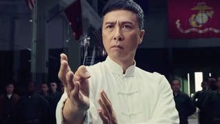Pendemo Hong Kong Boikot Film Ip Man 4: The Finale