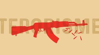INFOGRAFIS: Gelombang Aksi Teror di Tahun Politik