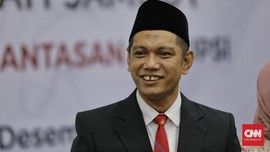 KPK Bantah Ganti Tim Penyidik Kasus Suap Komisioner KPU