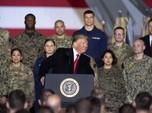 Ini Serangan Balasan AS yang Dijanjikan Trump ke Iran